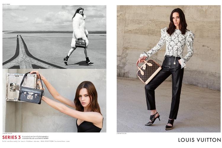 """Nicolas-Ghesquière's-Louis-Vuitton-""""Series-3""""-Campaign6"""