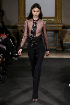 Francesco Scognamiglio Fashion Show, Ready to Wear Collection Fall Winter 2016 in Milan