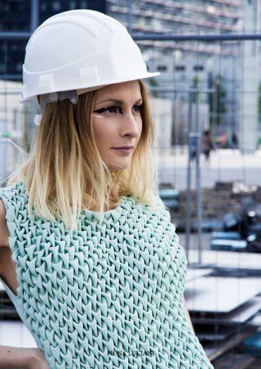 photo: Isabelle Lindbergh ° Modèle : Elise Ashbury ° Makeup : Amina Djellal